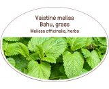 Bahu, grass / Melissa officinalis, herba