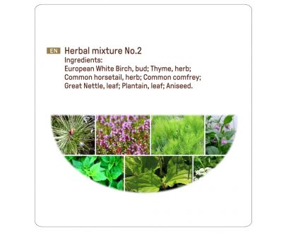 Herbal Mixture No 2