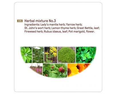 Herbal Mixture No 3