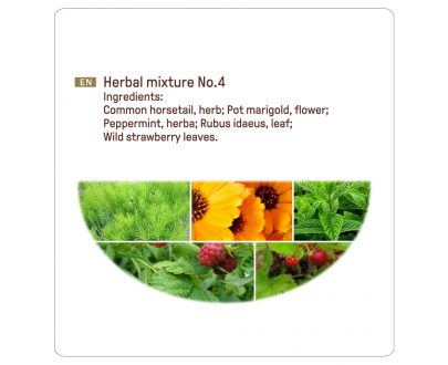 Herbal Mixture No 4