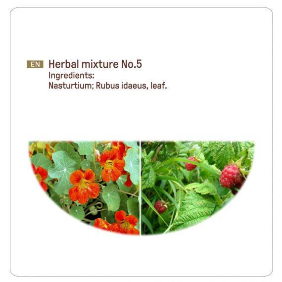 Herbal Mixture No 5