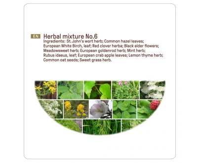 Herbal Mixture No 6