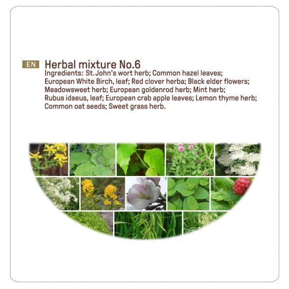 Herbal Mixture No 6