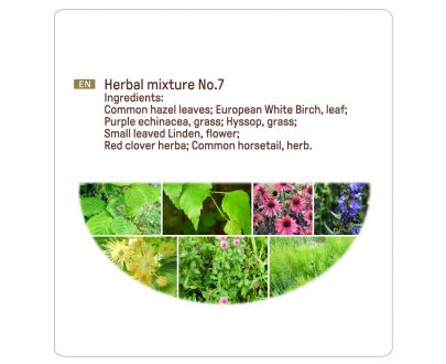 Herbal Mixture No 7