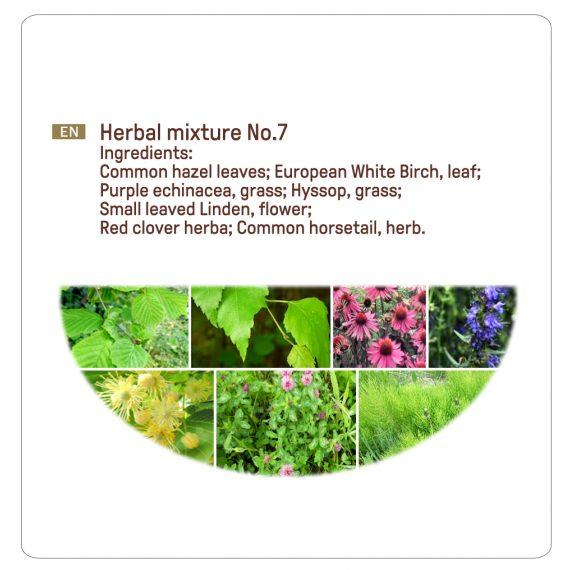 Herbal Mixture No 7