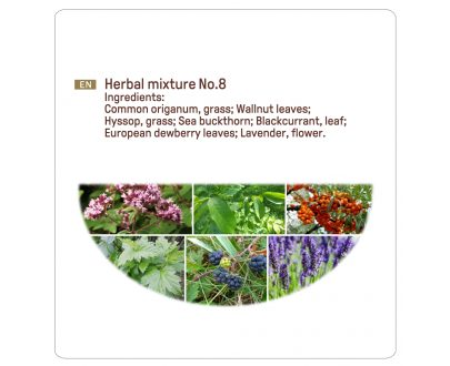 Herbal Mixture No 8