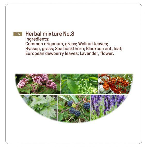 Herbal Mixture No 8