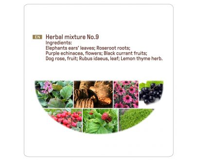 Herbal Mixture No 9