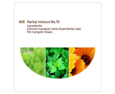 Herbal Mixture No 10