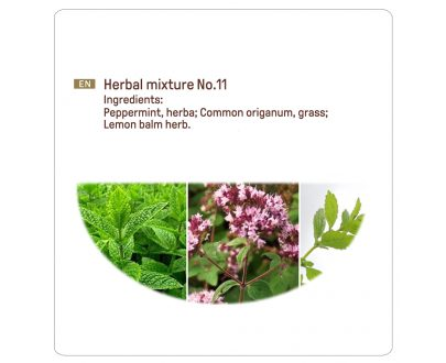 Herbal Mixture No 11