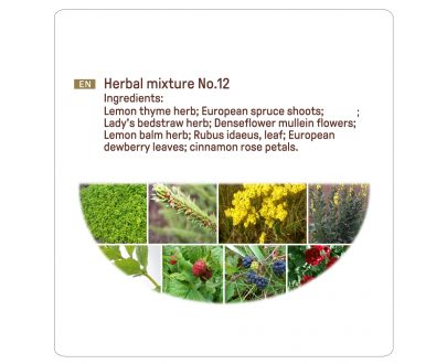 Herbal Mixture No 12