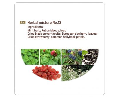 Herbal Mixture No 13