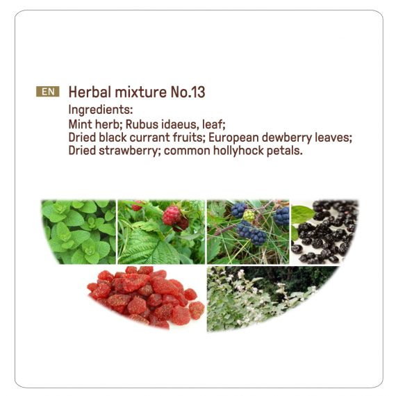 Herbal Mixture No 13