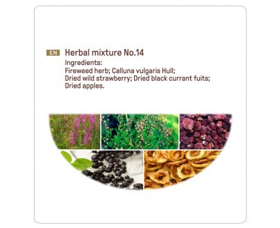 Herbal Mixture No 14