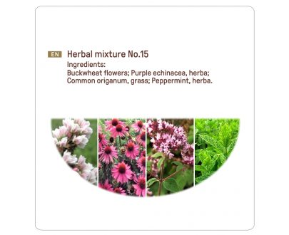 Herbal Mixture No 15