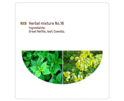 Herbal Mixture No 16