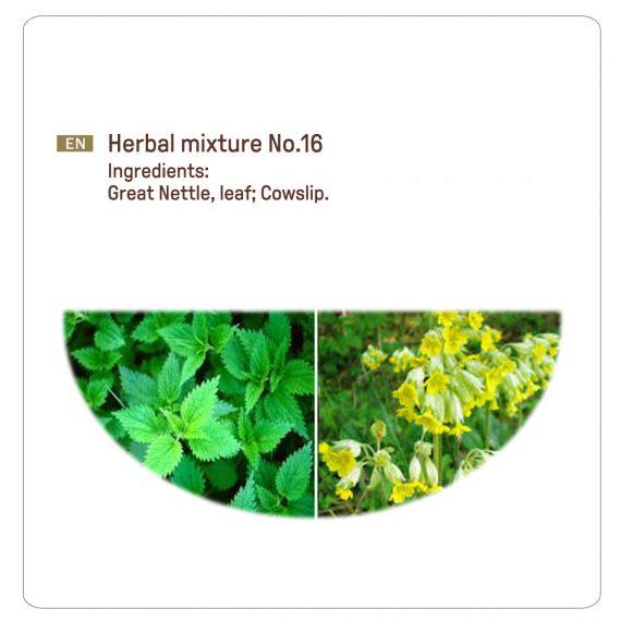 Herbal Mixture No 16