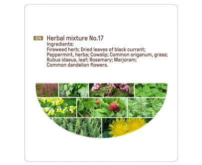 Herbal Mixture No 17