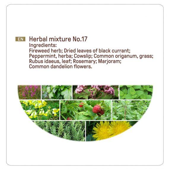 Herbal Mixture No 17