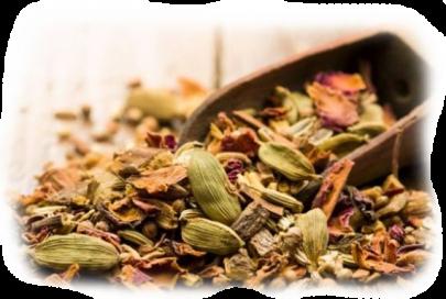 Healthy Tea AJ - Preparation of Herbs